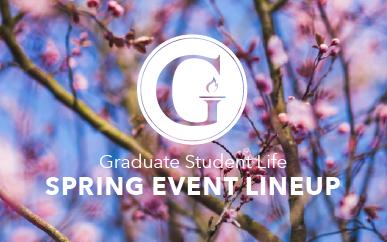 Graduate Student Life Branding