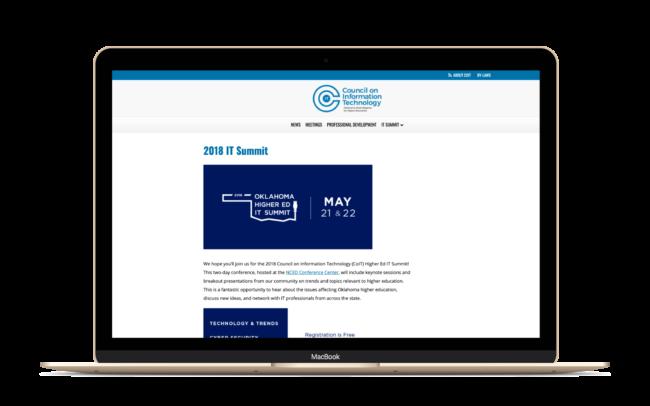CoIT Website
