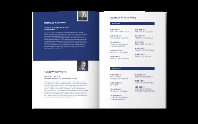 Agenda Spread Pages 3&4